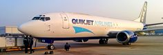 Quikjet Airlines Boeing 737-400F freighter