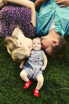 Inspirações para fotos encantadoras com bebês