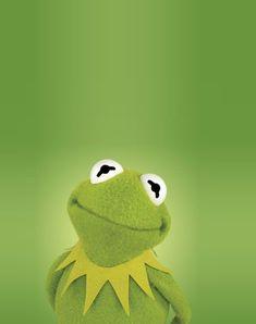 Frog Wallpaper, Wallpaper Iphone Disney, Sapo Kermit, Les Muppets, Kpop Anime, Sapo Meme, Fraggle Rock, Frog Art, Kermit The Frog