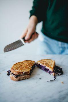 purple cabbage sandwich - Google Search