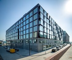 Gallery of Nieuwdok NDSM / Moke Architecten - 2
