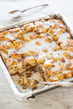 PUMPKIN CINNAMON ROLL BAKE Really nice recipes. Every hour. Show  Mein Blog: Alles rund um Genuss & Geschmack  Kochen Backen Braten Vorspeisen Mains & Desserts!