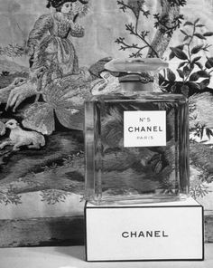 Chanel perfume.  Photographs by Hans Wild. From the historical archives of LIFE Magazine 1947