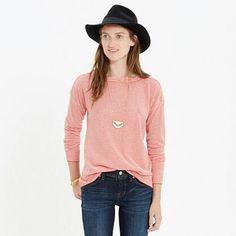 Madwell light sweater