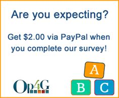 FREE $2 via PayPal for Pregnant Moms | Closet of Free | Get FREE Samples by Mail | Free Stuff