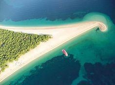 Island of Brac, Croatia Oh The Places You'll Go, Places To Visit, Seen, Beaches In The World, Adventure Is Out There, Dream Vacations, Vacation Destinations, Vacation Rentals, Slovenia