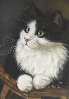 Observer, Pastel Painting | Flickr - Photo Sharing!