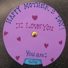 ACPL Kids: Mothers Day Craft