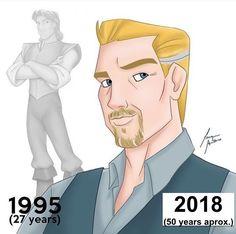 Isaque Arêas Disney Before & After John Smith Disney Pixar, Walt Disney, Disney Pocahontas, Disney And Dreamworks, Disney Animation, Disney Magic, Disney Bound, Disney Princesses, Disney Frozen