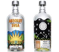 {Absolut} Absolut Svea #Absolut #vodka