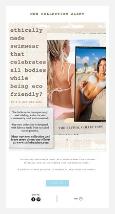 Introducing Sustainable Swim Helping Cleaning, Sustainability, Effort, Swimming, Vacation, Learning, Summer, Fabric, Collection