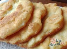 Slovak Recipes, Czech Recipes, Ethnic Recipes, Vegetarian Recipes, Cooking Recipes, Tasty, Yummy Food, Home Baking, Home Food