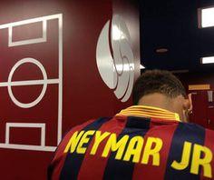Neymar íntimo