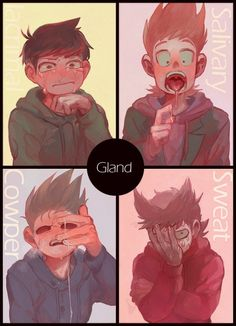 The art is so good. but the subject matter is very. Cartoon Games, Cartoon Tv, South Park, Eddsworld Tord, Tomtord Comic, Eddsworld Memes, Eddsworld Comics, Handsome Anime Guys, Fandom