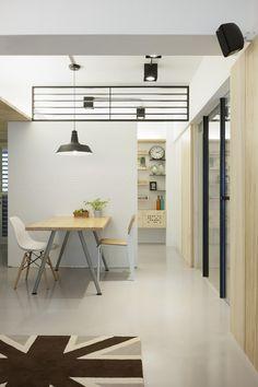 Residence Chen, Taipei by KC design studio