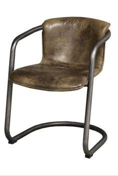 Stoel julius teak riet - Eettafel beton wax ...