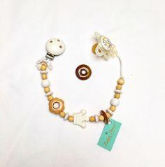 Nuggikette mit Edelstein versteinertes Holz (Urvertrauen) Schnullerkette Ebay, Drop Earrings, Jewelry, Fashion, Petrified Wood, Postage Stamps, Rhinestones, Shopping, Gifts