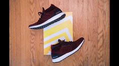 best website 323ce c4ede Theres a new MID in town  Adidas Ultra Boost All Terrain Burgundy Review  and. Feeling 22BurgundyFeelsKicksWine ...