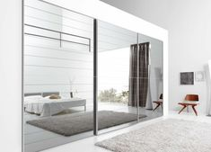 15 Ideas of Ultra Modern Mirror-Covered Furniture
