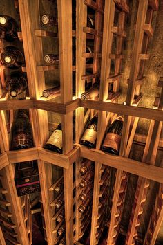 Wine cellar. #wine #SouthAfrica http://www.winewizard.co.za/
