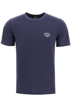 £90.0. A.P.C. Top A.P.C. Raymond Logo Embroidery T-Shirt #apc #top #t-shirt #cotton #clothing Raymond Logo, Apc, Hoodies, Sweatshirts, Loose Fit, Crew Neck, Embroidery, Logos, Long Sleeve