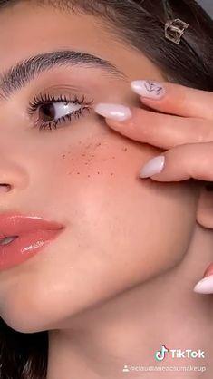 Dope Makeup, Crazy Makeup, Glam Makeup, Skin Makeup, Makeup Tips, Beauty Makeup, Minimalist Makeup, Makeup Looks Tutorial, Pinterest Makeup