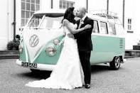 vw campervan wedding photos - Google Search