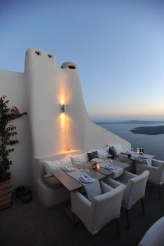 I love Santorini, Greece!!!!!!!!!!!!!!! I can't wait to go!!! This is going to be my first destination on my European Trip,