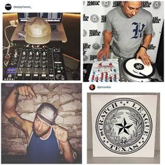 New gray 5 panels hats have hit the streets! S/O @deejayhavoc_  @djkyleberg stopped by the studio today and got him some goodies! @djetronikla got a gift from @megadjcenter  #megadjcenter #txscratchleague #turntablism #turntablist by txscratchleague http://ift.tt/1HNGVsC