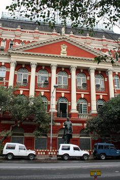 Writer's Building the house of the Secretariat of West Bengal Government