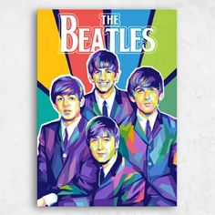 See amazing artworks of Displate artists printed on metal. Easy mounting, no power tools needed. Beatles Poster, The Beatles, Pop Art Posters, Poster Prints, Canvas Art Prints, Canvas Wall Art, Pop Art Artists, Pop Art Portraits, Print Artist