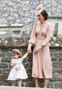 Pippa Middleton's Wedding: Kate, George, Charlotte, and More