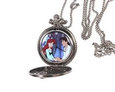Disney The Little Mermaid Ariel Silhouette Pocket Watch Disney http://www.amazon.com/dp/B00MWZ15FU/ref=cm_sw_r_pi_dp_vqjkub0PBB1TX