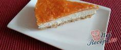 Meruňkový koláč s tvarohovým krémem Cheesecake, Dairy, Food, Cheesecakes, Essen, Meals, Yemek, Cherry Cheesecake Shooters, Eten