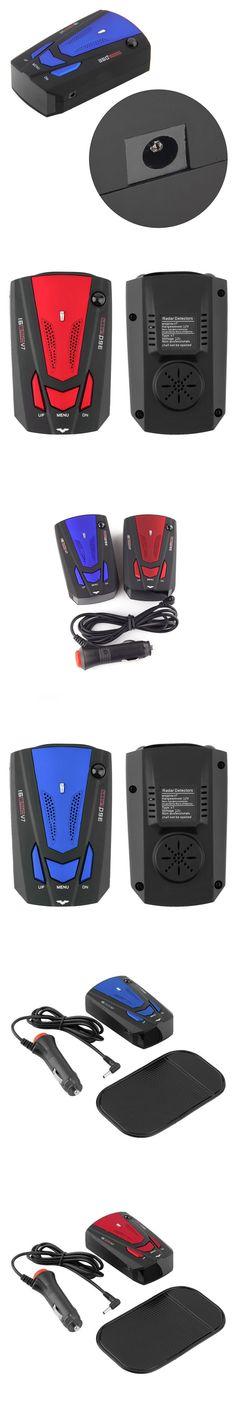 V7 car-detector Car radar detector GPS 360 Car Speed Testing System Radar Detector GPS Built-in Russianand English Voice
