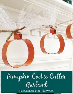 Pumpkin Cookie Cutte