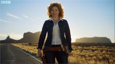 River Song...this one would probably be relatively easy...