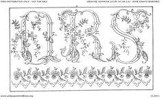 MATIN LUMINEUX: Broderies anciennes de chez Sajou                                                                                                                                                                                 Plus