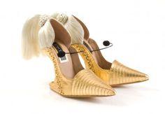 Kobi Levi shoes blond ambition