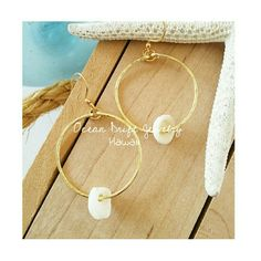 GP puka hoops Gold plated  Non tarnish  Hammered for texture handmade Jewelry Earrings