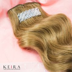🌸🌸 Keira Hair Extesions 🌸🌸 are not only clip ons that can add volume and length, but are also used as highlights and lowlights for an extra gorgeous look 😍😍 100 Human Hair Extensions, Your Style, Highlights, Hair Color, Long Hair Styles, Fashion, Moda, Haircolor, Fashion Styles
