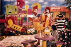 Ronald Mcdonald, Fair Grounds