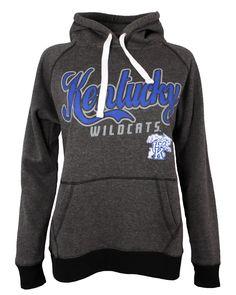 University of Kentucky Colorblock Hood   Zokee