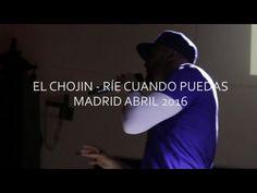 Concierto Sala Shoko de Madrid El Chojin - Ríe Cuando Puedas Llora Cuando lo Necesites - Live Shoko Madrid (2016) http://youtu.be/S_jK5iWDPH8