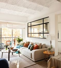99 Comfortable And Modern Living Room Decor And Design Ideas For You – Page 5 of 99 Fancy Living Rooms, Small Living Room Design, Comfortable Living Rooms, Classic Living Room, Dining Room Design, Living Room Modern, Interior Design Living Room, Living Room Decor, Interior Decorating