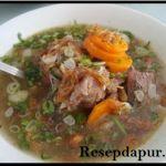 Cara Membuat Sup Daging Sapi Enak dan Empuk Cara Membuat Sup Daging Sapi Enak Dan Empuk