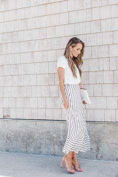 Merrick's Art | Dressed up maxi skirt