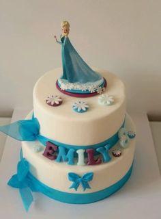 Elsa Olaf Raelyns 6th birthday Pinterest Elsa olaf Cake