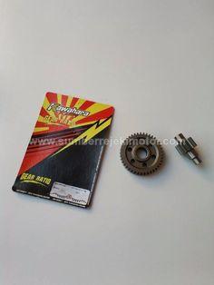 Gear Ratio Kawahara • Sumber Rejeki Motor | Toko Aksesories & Sparepart Motor Pontianak