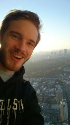 Me and Pewds are in Japan!